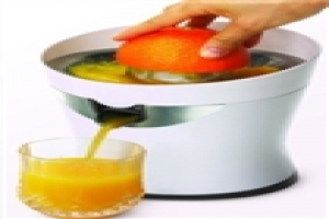 Electric Citrus Orange Lemon Lime Grapefruit Juicer